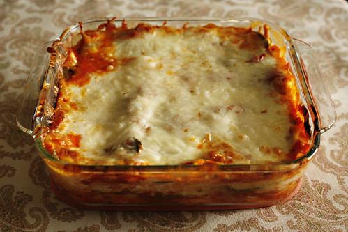 SCC Lasagna Dish