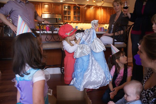 Cinderella Dress :-)