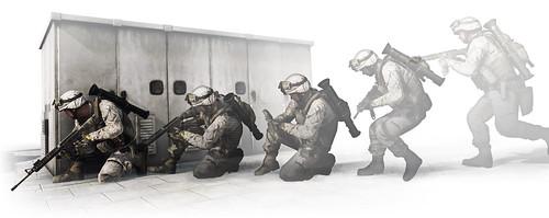 Battlefield 3 Animation #1