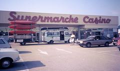 87217 (72grande) Tags: 1987 renault fuego supermarché casino