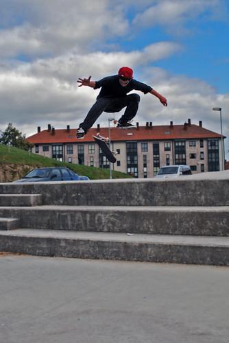 360 flip by Ricardo Cantero