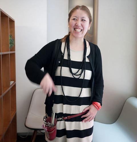 Mari Suzuki, Stylist
