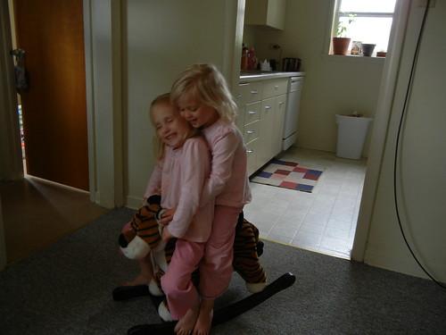 April 11, 2011 Haley and Shanna