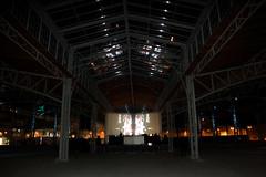 photoset: Rinderhalle: Voreröffnung MediaOpera (9.4.2011, NeuMarx)