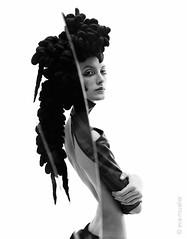 EM-Fashion-134.jpg (eva-mueller) Tags: lighting blackandwhite fashion mirror photo back women bare profile makeup sensual material highfashion suggestivenudity lightingforfashion