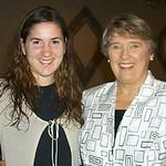 2002 recipient, Kathleen Hoyt -