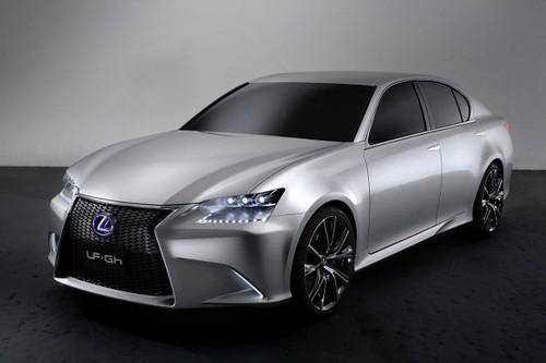 Lexus LFGh Concept