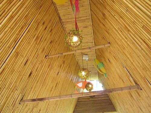 2011台北花博-寰宇庭園-馬來西亞-屋頂.JPG