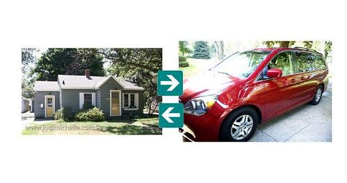 House Vs Car
