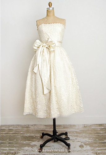 Here is a preview of the vintage wedding dresses that will be available in