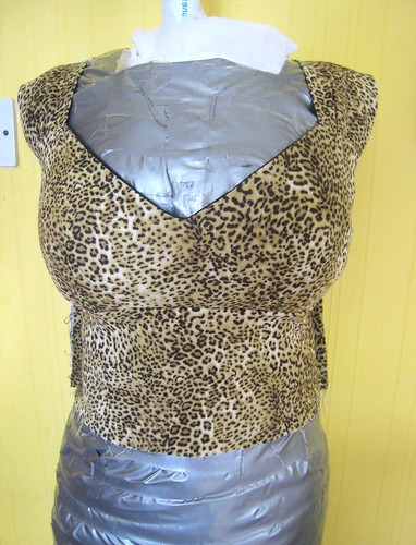 leopard dress full