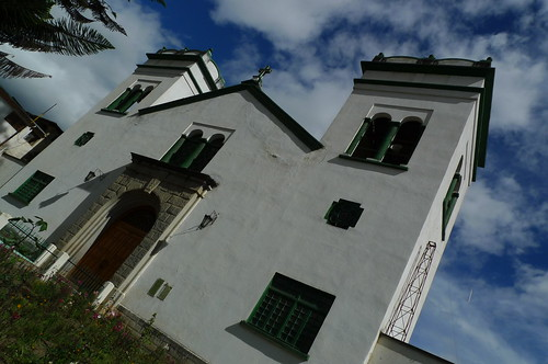 Church - Sorata, Bolivia