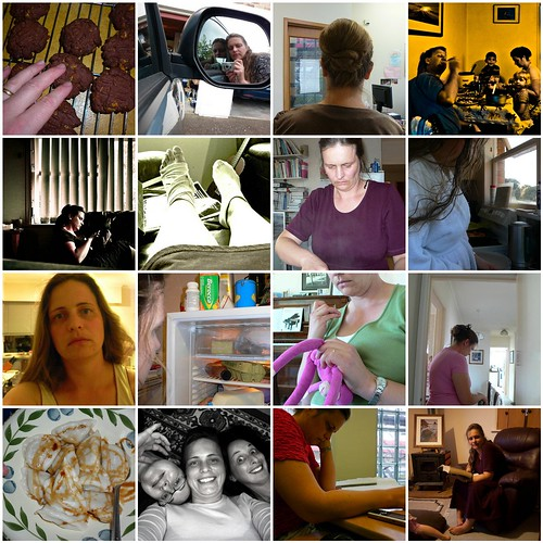 Mosaic of #dailyimage2011