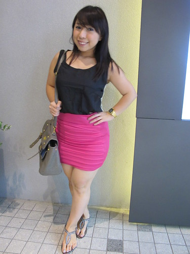 Outfit of the day, Fashion, Singapore Lifestyle Blog, nadnut, fashion blog