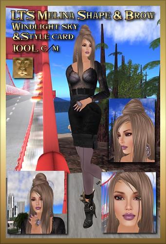 LTS Melina Shape by Leonie22