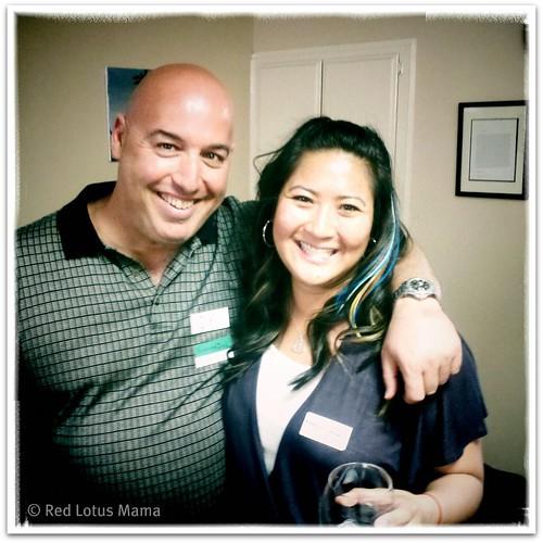 With Dr. David Klein @purposeinc #LJtweetup