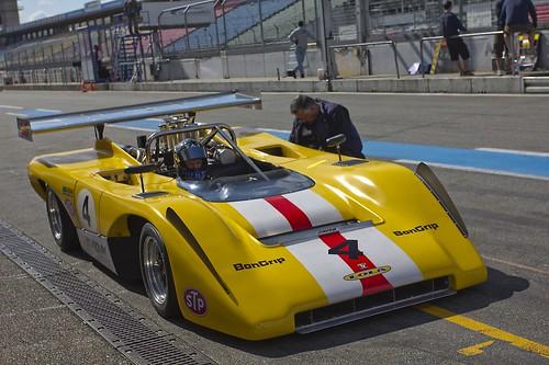 Lola T 222 1972 Interserie von