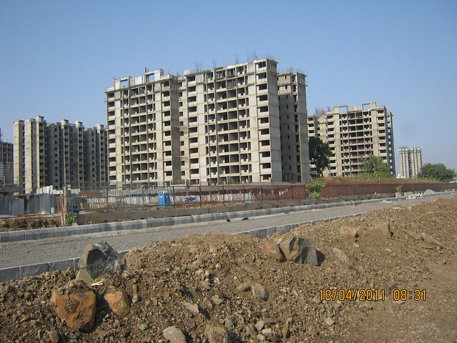 Lalit - 2.5 BHK Flats - Visit to Nanded City Pune on Sinhagad Road