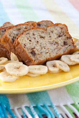 My minimalist banana bread / Minimalistlik banaanikeeks