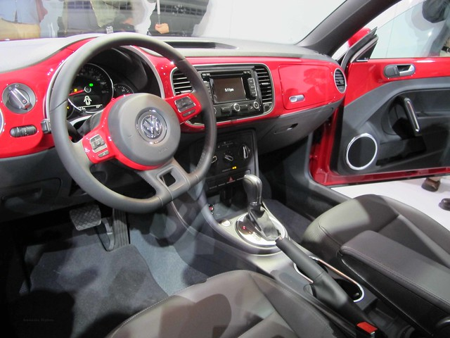 2012 Volkswagen Beetle- NY Auto Show World Debut..012