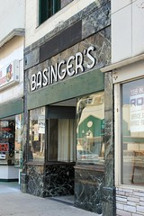 Basinger's (JB by the Sea) Tags: ohio architecture square lima storefront townsquare northmainstreet allencounty april2011 nmainstreet limatownsquare