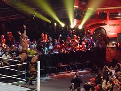 John Cena & Randy Orton vs Miz & CM Punk