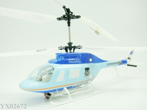 3CH stable flight radio remote control helicopter toy