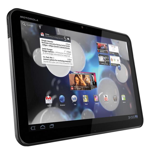 Motorola Mobility Brings Motorola XOOM Wi-Fi To Singapore