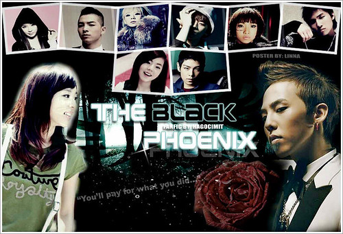 (10-9) The Black Phoenix by strong-bby