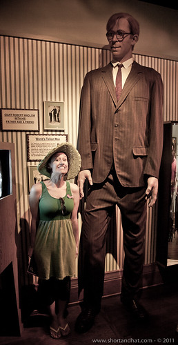 World's Tallest Man and Short