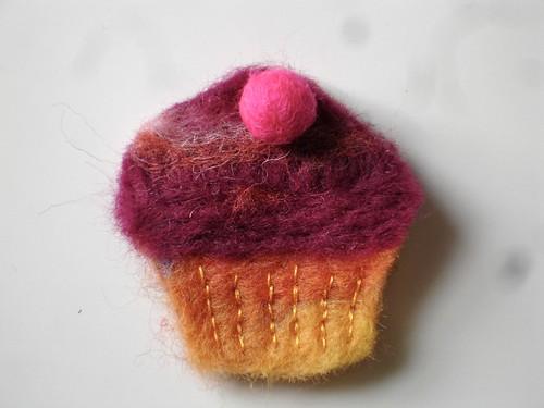 Felt Cupcake - Always