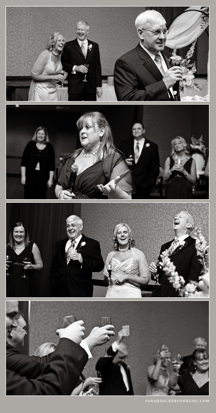 Topeka Ramada wedding photos