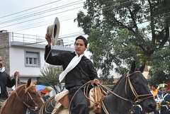 desfile 19 de Abril (fotosenjujuy) Tags: horse argentina caballo nadia desfile bandera jujuy gaucho argentinos lazos 19deabril monturas jujeo bajolavia gauchaje donosa sanjosedechijra pialdereyes