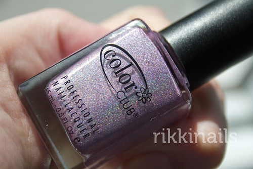 Color Club Fashion Addict Bottle