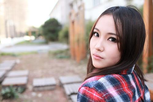 [フリー画像] 人物, 女性, アジア女性, 台湾人, 201104242100