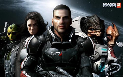 Mass Effect 3 Story, Characters, Gameplay and Graphics - New Info