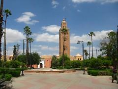 Mesquita da Kotoubia, Marraquexe