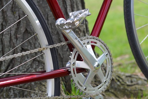 ANT Truss Bike, Sugino 75