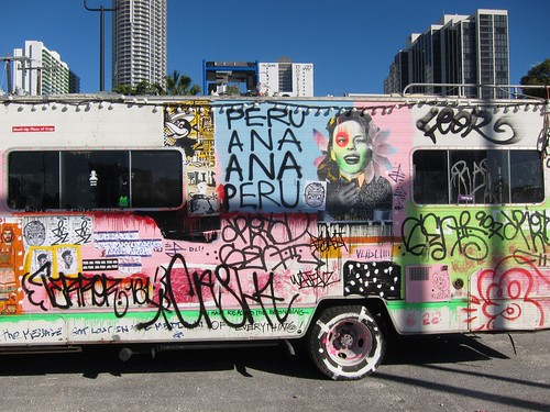 Sugar Junkies Van.  (Photograph courtesy by Pawn Works)