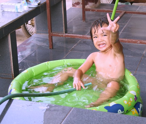 Nong Ja Swimming