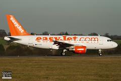 G-EZIE - 2446 - Easyjet - Airbus A319-111 - Luton - 110208 - Steven Gray - IMG_9514