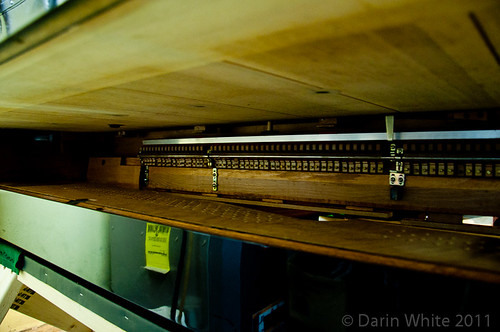 The Jazz Room piano rebuild - soundboard 043