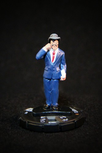 DC HeroClix Brave and the Bold #02 Clark Kent