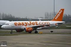 G-EZEJ - 2214 - Easyjet - Airbus A319-111 - Luton - 110222 - Steven Gray - IMG_9765