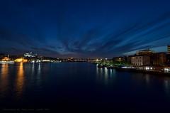 Golden Horn Nights (Yavuz Alper) Tags: night clouds istanbul bluehour süleymaniye fatih eyüp galata karaköy goldenhorn gece eminönü haliç rüstempaşa unkapanı yavuzselim balıkekmek sigma816