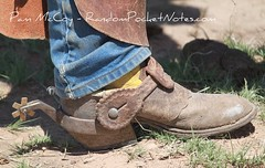 cowboy-boots (Pam McCoy) Tags: ranch horse cowboy cattleranch wordlesswednesday