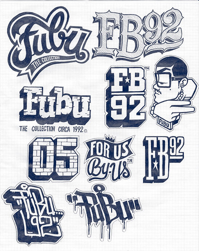 fubu-sketches1 by kingscien