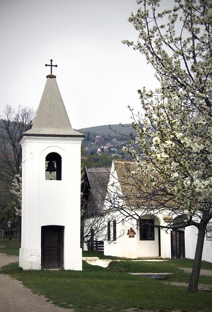 Belfry from Újkér