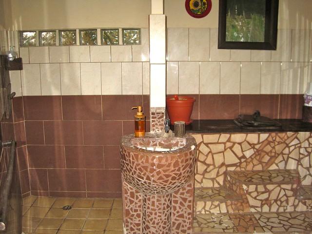 eco lodge ometepe island nicaragua totoco natural bathroom
