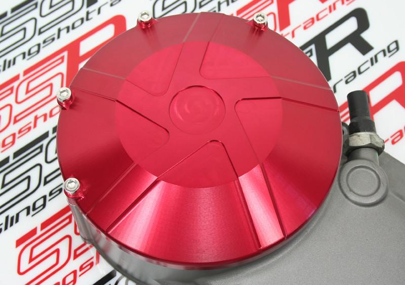 Anodized Bolts Ducati Monster Windscreen M M